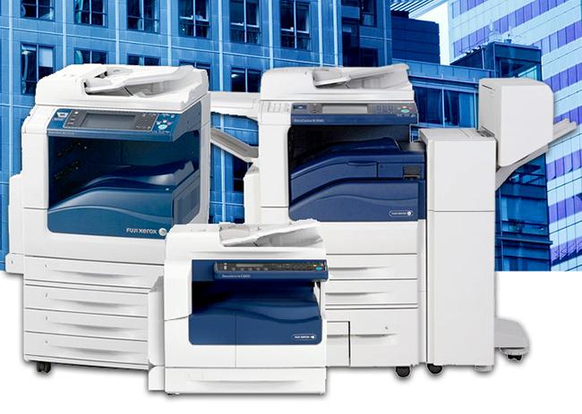 Bán máy photocopy Fuji Xerox tại Hà Nội