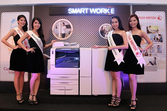 Fuji Xerox luôn là thương hiệu máy photocopy dẫn đầu thị trường Việt Nam