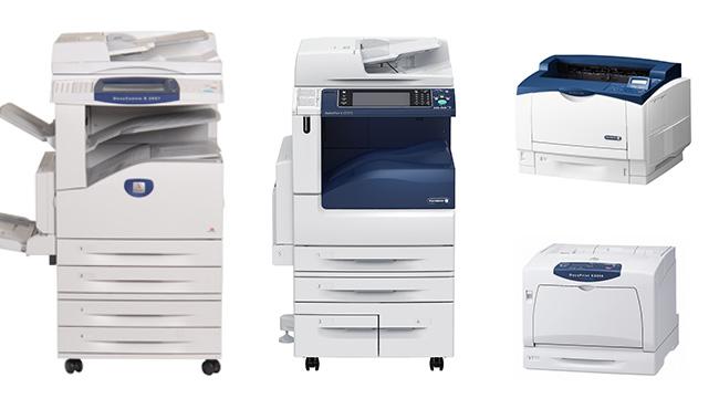 Cho thuê máy photocopy tại Đông Anh Hà Nội