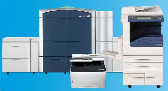 Fuji Hanoi chuyên cho thuê máy photocopy tại Hai Bà Trưng Hà Nội