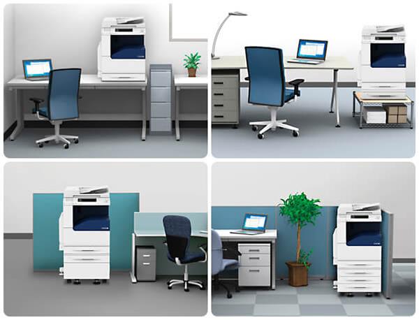 Fuji Xerox là dòng máy chính của dịch vụ cho thuê máy photocopy tại Long Biên Hà Nội