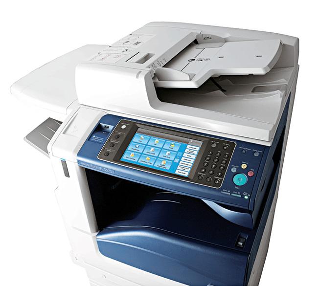 Máy photocopy Fuji Xerox hoạt động ổn định và có độ bền rất cao