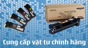 Bán và cung cấp vật tư Fuji Xerox