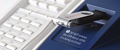 Hỗ trợ in tài liệu trực tiếp từ USB