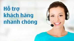 Tư vấn và hỗ trợ khách hàng