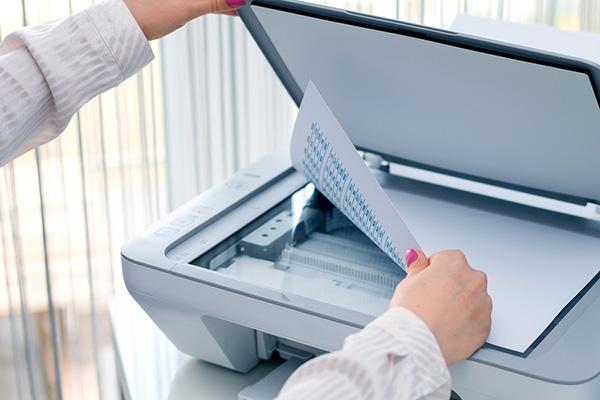 Dịch vụ scan tài liệu màu