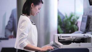 Cho thuê máy photocopy tại Hoàng Mai Hà Nội